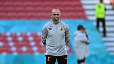 Роберто Мартинес коментира слуховете за Барселона