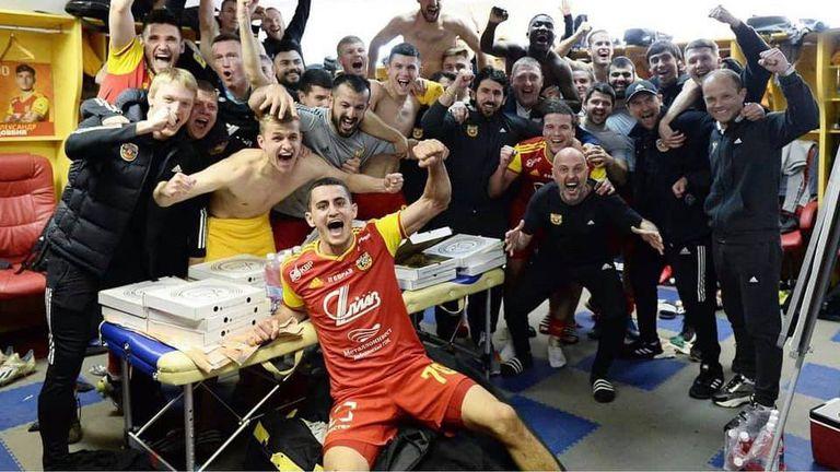 Силен мач на Георги Костадинов и важен успех за Арсенал (Тула)