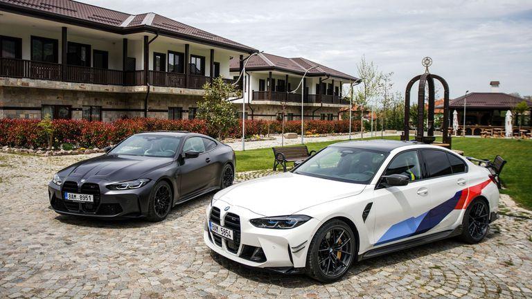 Всичко, което трябва да знаеш за новите BMW M3 Competition и BMW M4 Competition