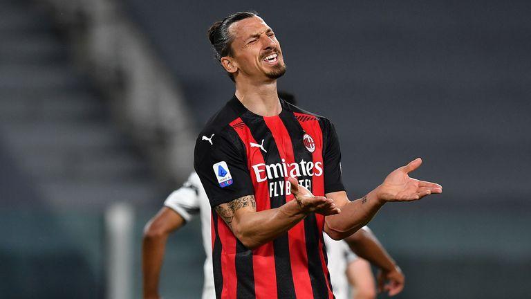 Ибрахимович пропуска следващите два мача на Милан
