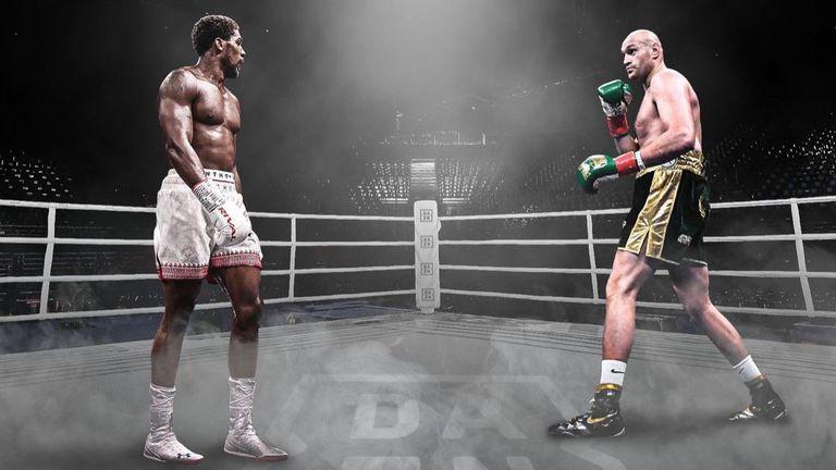 Джошуа срещу Фюри през август в Саудитска Арабия