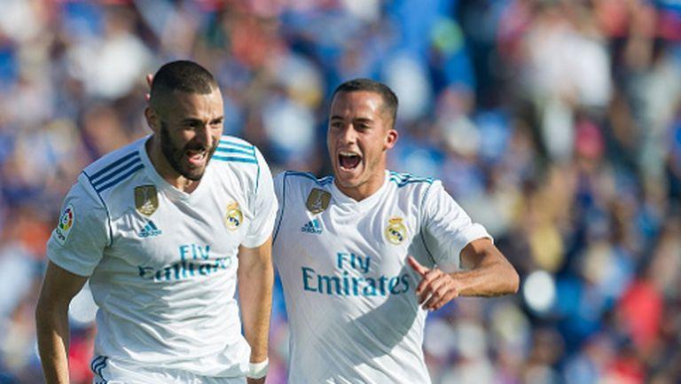Бензема се изравни с легенда на Реал Мадрид