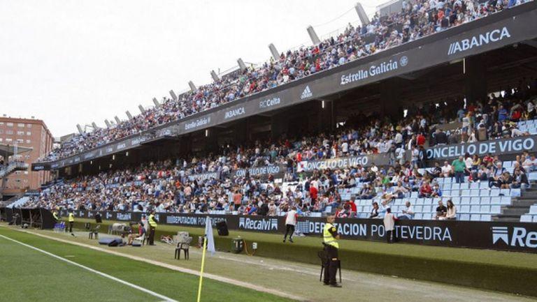 8000 зрители с билети не могат да гледат Селта - Атлетико
