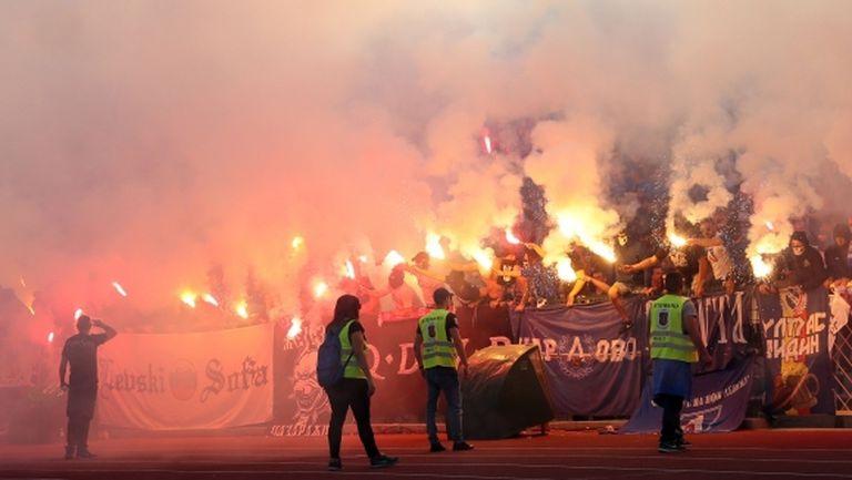 Дербито на Националния коства над 15 бона на Левски и ЦСКА-София