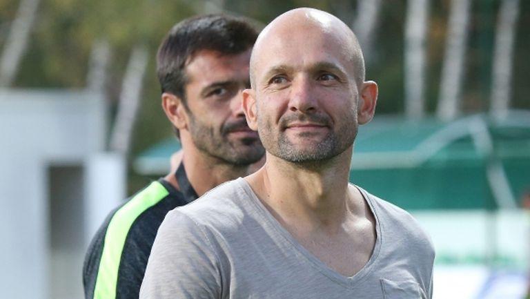 Радуканов: Ботев Пд е един от най-добрите отбори в България