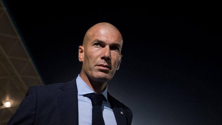 Зидан: Реал М е най-силният в света, доказахме го