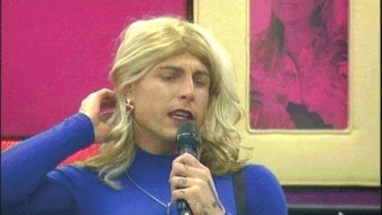 БГ Роналдо стана един от най-лошите двойници на Лепа Брена (снимки)