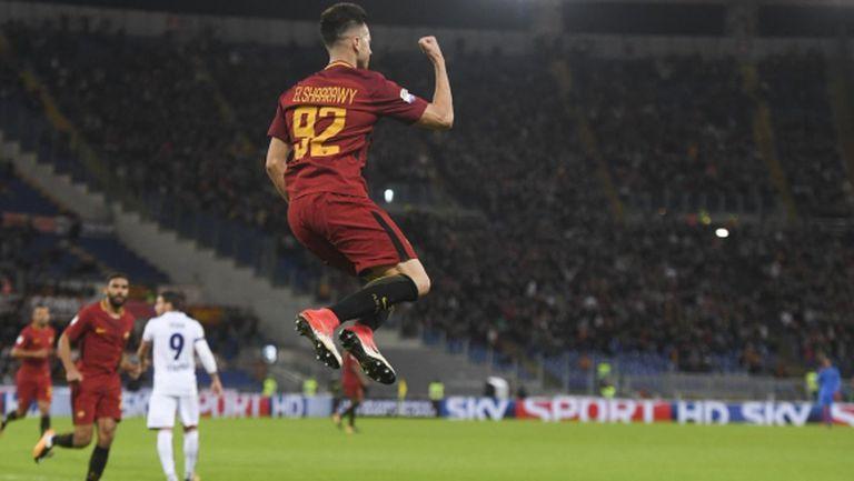 Рома отново спечели с познат резултат (видео + галерия)