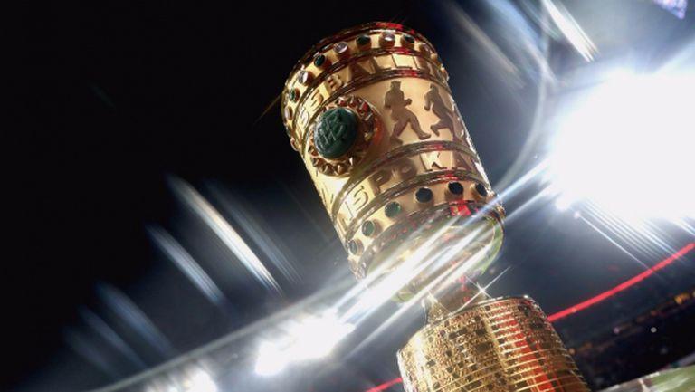 Финалът за Купата на Германия ще е още на осминафиналите