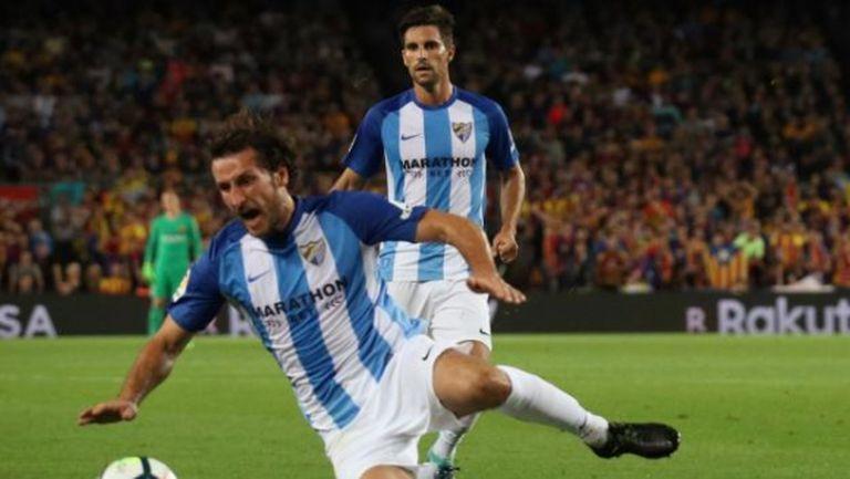 Малага се отлепи от дъното след първи успех за сезона в Примера