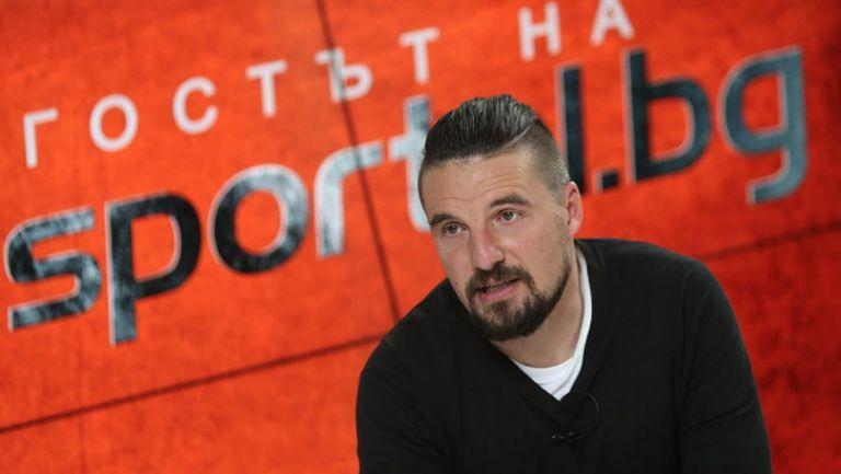 Йовов пред Sportal: На Левски не му приляга играта срещу Лудогорец (видео)