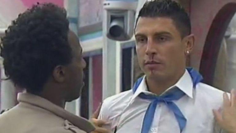 Голям скандал: БГ Роналдо с разбит нос (видео + снимки)