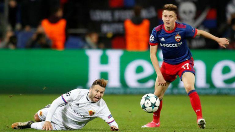 Барса и Арсенал следят звездата на ЦСКА (М)