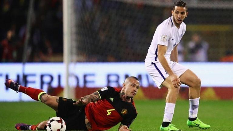 Гърция без Манолас в първия плейоф срещу Хърватия след ново наказание от ФИФА