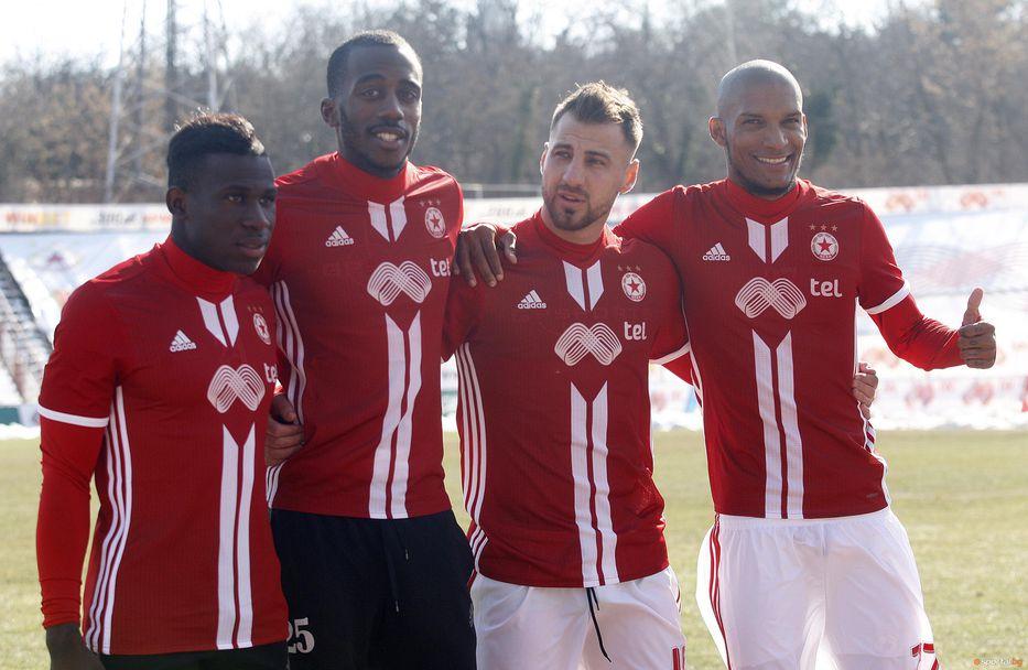ЦСКА-София разгроми македонския Шкендия с 8:1