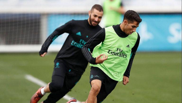 Поредното откритие на Реал получи почивка (групата)