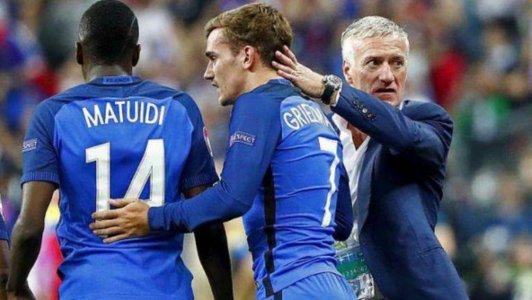 Дешан защити Гризман: Вижте как играе Атлетико този сезон