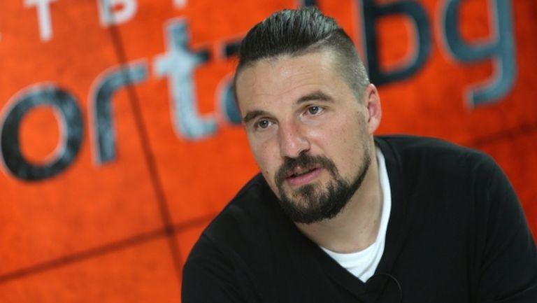 Треньорът Йовов с първа загуба в шампионата