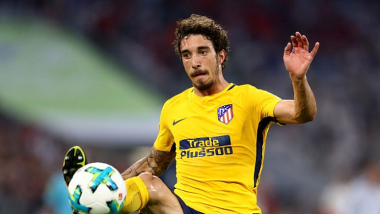 Наполи дори не стигна до преговори за защитник на Атлетико