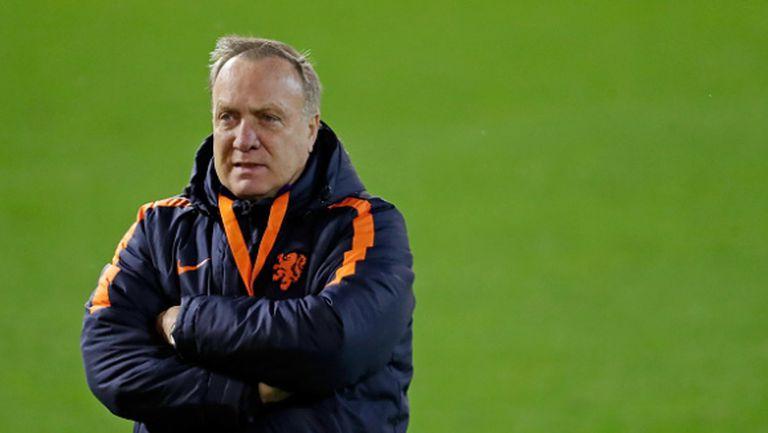 Холандия ще търси нов селекционер - Адвокаат напуска