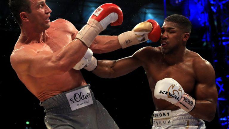 """Кличко: Реваншът срещу Джошуа бе много близо! Антъни се роди на """"Уембли"""""""