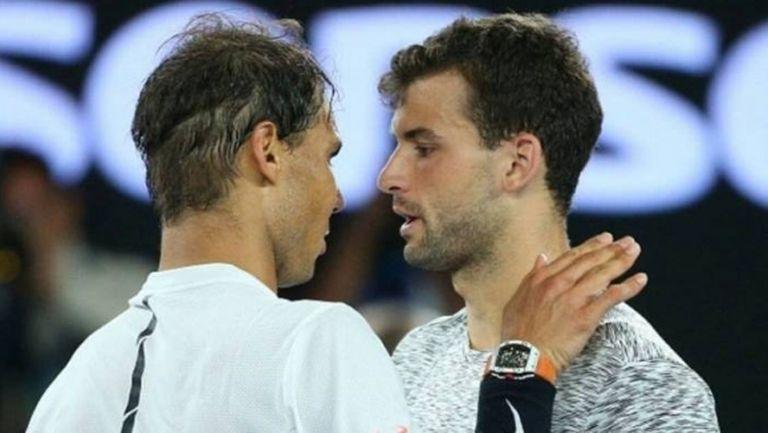 Sky Sports: Надал - Димитров ще е най-добрият мач от Финалите на АТР