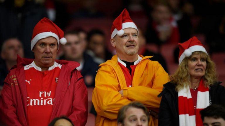 Кой клуб е с най-трудната празнична програма в Англия