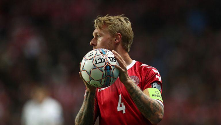 Кяер сигурен в успеха на Дания