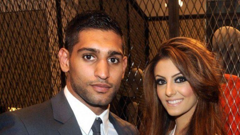 Амир Хан се върна при жена си