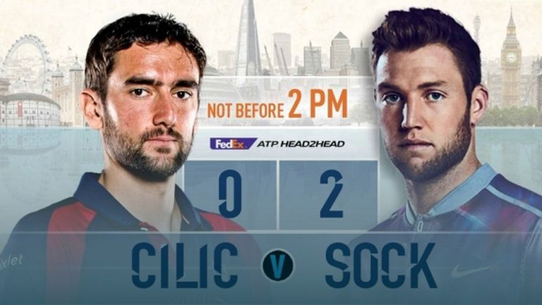 Чилич и Сок се борят за първи успех в Лондон