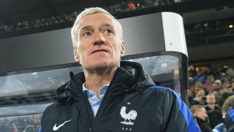 Дешан: Горд съм от представянето ни срещу силния отбор на Германия