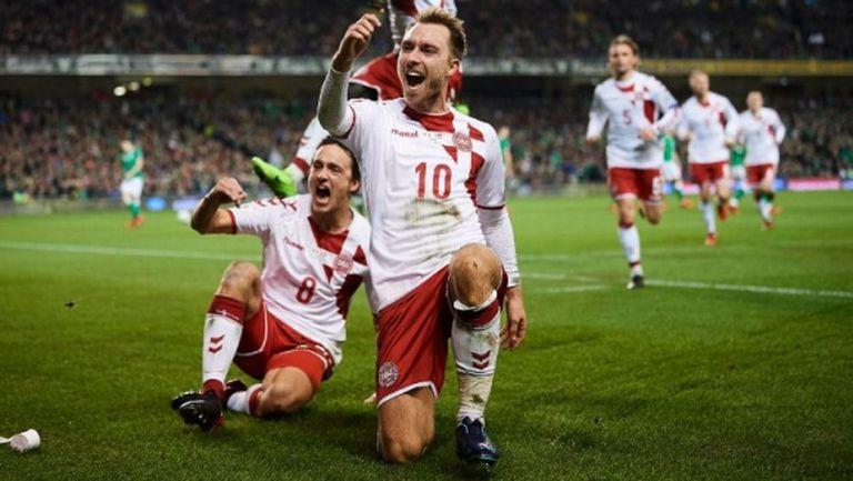 Оге Харейде постави Ериксен в топ 10 на Европа