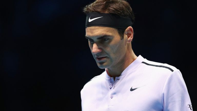 Федерер намали темпото, но остава безгрешен