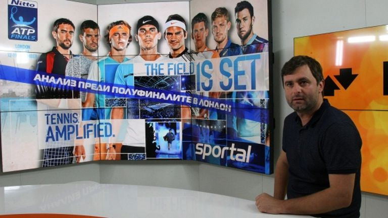 Тодор Енев в студиото на Sportal: Григор ще атакува 1-вото място в света през 2018