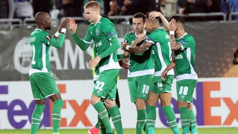 Огромна сума потича към България от УЕФА заради силните игри на Лудогорец в Европа