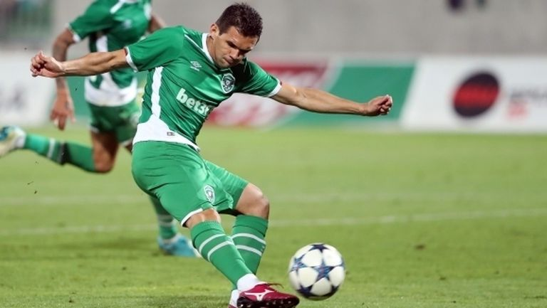 Феновете на Лудогорец избират футболист на годината