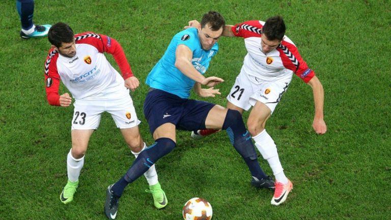 Вардар с нова загуба в ЛЕ, гол в края класира Реал Сосиедад напред