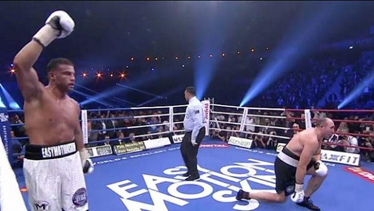 Мануел Чар спечели пояса на WBA срещу бит от Кобрата