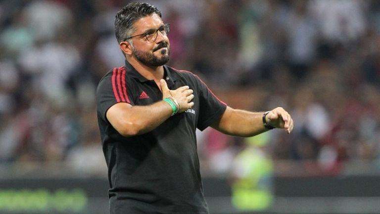 Новият треньор на Милан: В Миланело след загуба е като на погребение