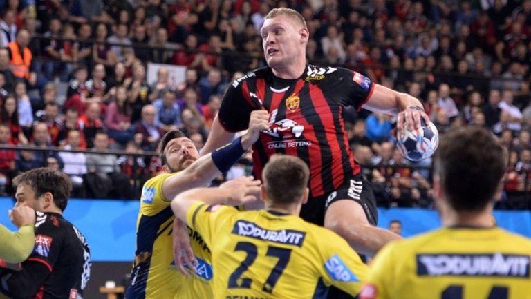 Вардар не се предаде на германска земя и остава без загуба в Шампионската лига