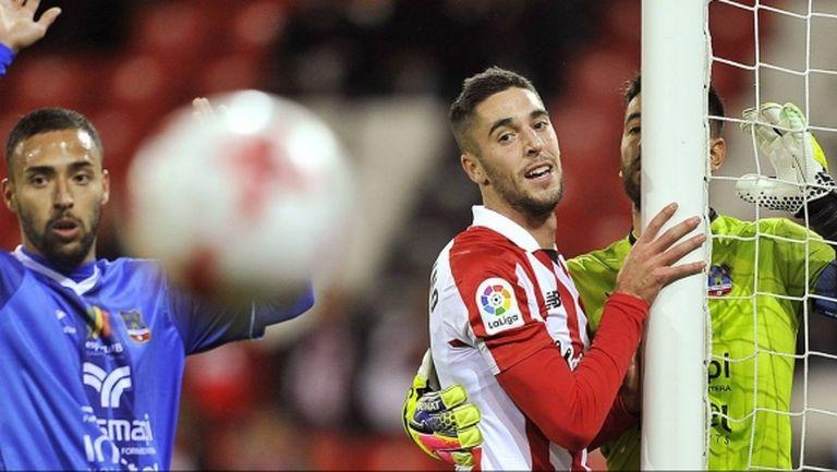 Шумен резил за Атлетик Билбао - баските потънаха в 95-ата минута, потопени от аматьори