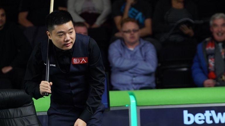 Една голяма изненада в 1 кръг на UK Championship