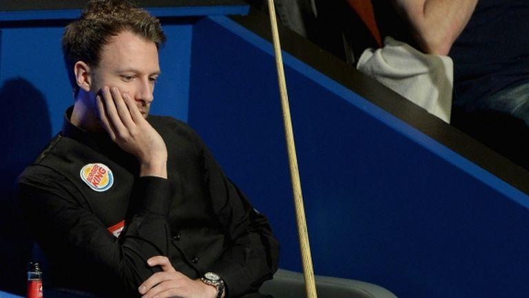 И Джъд Тръмп отпадна преди 1/8-финалите на UK Championship