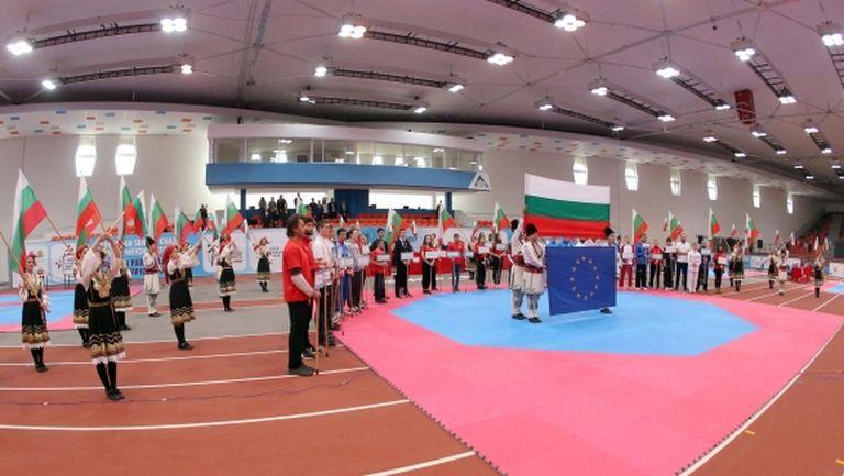 Откриха Европейското по олимпийско таекуондо в София