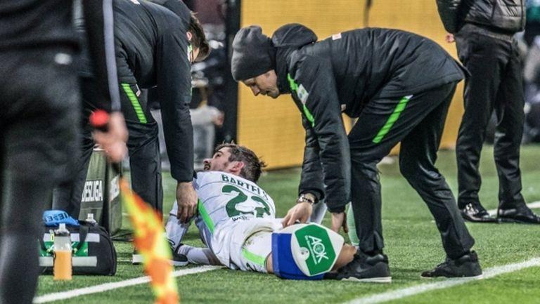 Вердер даде жертва в Дортмунд
