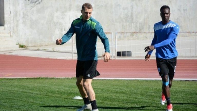 Черно море и Антон Огнянов се разделиха