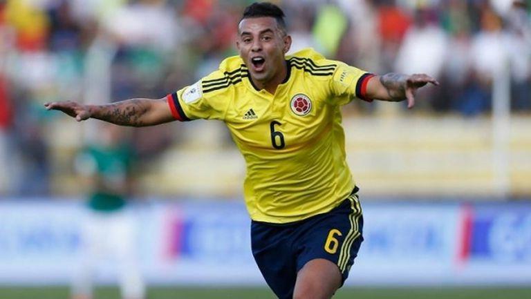 ФИФА наказа национал на Колумбия за пет мача заради расистки жест