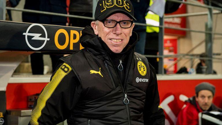 Успешен старт за новия треньор на Борусия (Д)