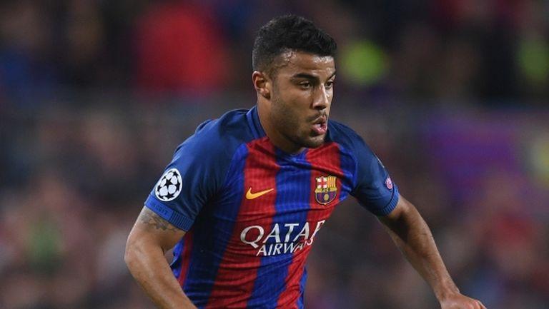 Дългоочаквано завръщане в Барса стана факт дни преди мача в Мадрид