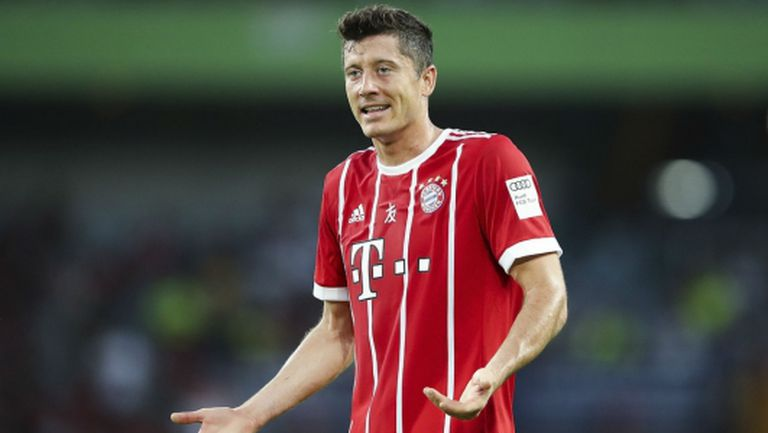 Левандовски чак 15-и за играч на полусезона в Германия според Kicker
